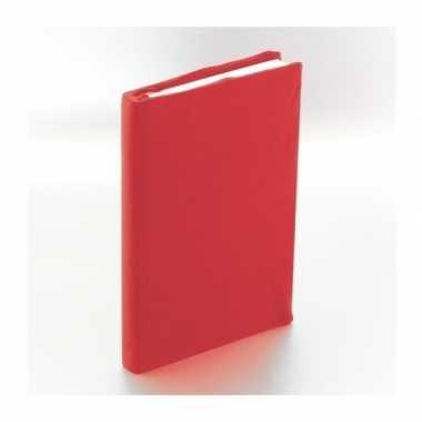 1 schoolboeken cover rood a5