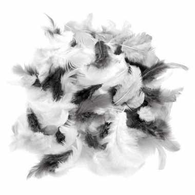 10 gram decoratie sierveertjes grijze kleuren