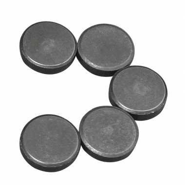 30x ronde hobby magneten 20 x 5 mm