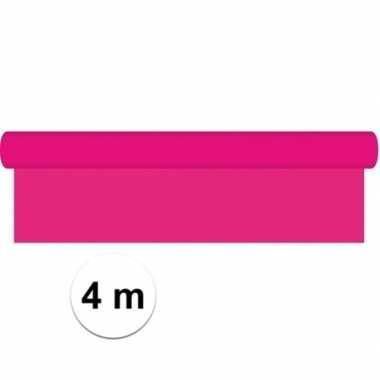 Boeken kaften rol roze papier 4 meter