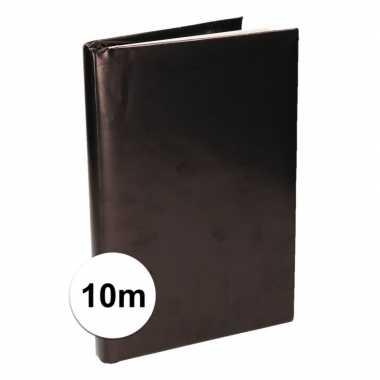 Boeken kaften rol zwart papier 10 meter