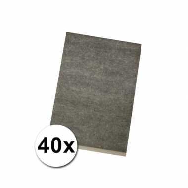 Carbon papier a 4 formaat 40 stuks