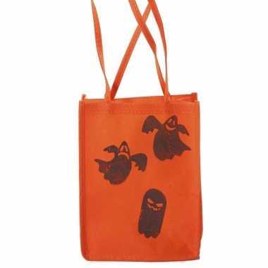 Diy pakket halloween tas