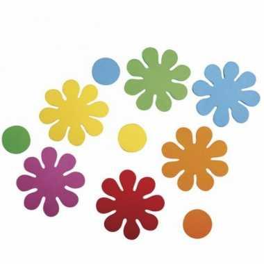 Foam rubberen bloemen zelfklevend