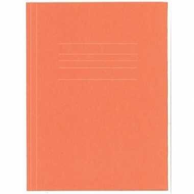 Folio dossiermap kangaro oranje