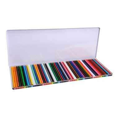 Kleurpotloden 50 stuks