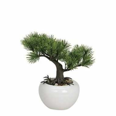 Kunstplant japanse bonsai 18 cm type 1