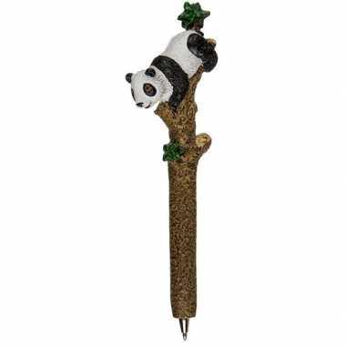 Pandaberen pen 17 cm type 1