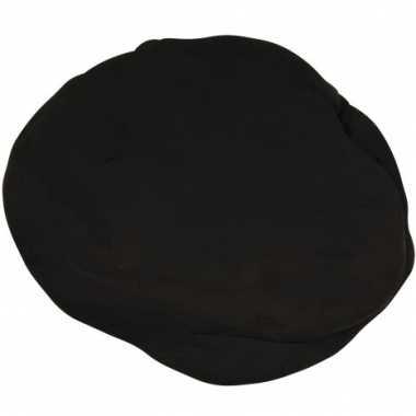 Zakje met zwarte boetseerklei