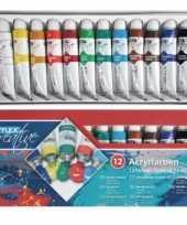 Acrylverf voor kinderen