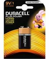 Batterijen 9 volt 10067019