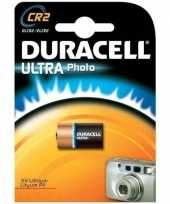 Duracell lithium batterij cr 2