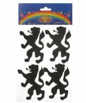 Foam stickers hollandse leeuw