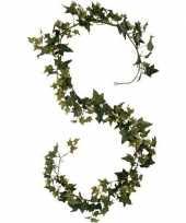 Groene klimop hangplanten 180 cm kunstplanten slinger woonaccessoires woondecoraties
