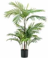 Groene kunstplant phoenix palmboom 90 cm