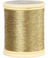 Hobby draad metallic goud 40 m