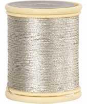 Hobby draad metallic zilver 40 m