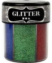 Hobby gitters in felle kleuren
