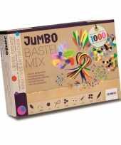 Jumbo hobbymix pakket met 1000 stuks