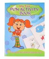 Kinder funboeken type 1
