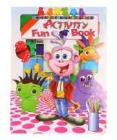 Kinder funboeken type 6
