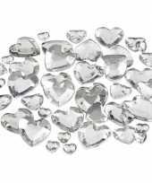 Knutsel steentjes in hart vorm 252 stuks