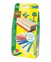 Krijtset 12 kleuren